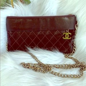 ❤️Chanel Clutch With Chain ❤️